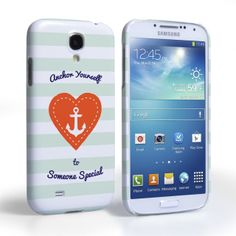 Samsung Galaxy S4 Anchor Love Heart Case #Red #Mint #White #Navy #Anchor #Heart #Typography #Illustration #sailor #Ship #Minimal #Valentine #Love #ValentinesDay #Gift #Present #Samsung #Galaxy #S4 #GalaxyS4 #SamsungS4  #Case #Cover #HardCase #PhoneCover valentines gifts