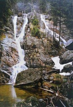 Hlavní Pudlavský vodopád (autor Vlastimil Pilous)