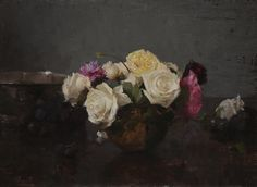 Michael Klein Roses_With_Fruit