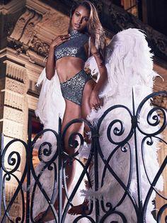Jasmine Tookes for Victoria's Secret. Victoria Secret Lingerie, Victoria Secret Angels, Victorias Secret Models, Victoria Secret Fashion Show, Victoria Secret Pink, Sexy Bra, Sexy Lingerie, Pictures Of Jasmine, High Neck Bra