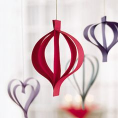 These are really cute as hangem decorations...notice the heart one in the back? Perfect for our next holiday just right around the corner. Get creative...add scrapbook paper, glitter ribbon thats been modpodged so its firm and bendable...