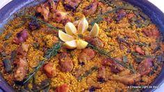 A la rica paella!!!! | Cocinar en casa es facilisimo.com