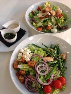 Salad #food #cooking #diet #dinner #healthy food #salad
