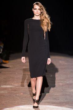 Francesco Scognamiglio Fall 2013 Ready-to-Wear Fashion Show - Agne Konciute