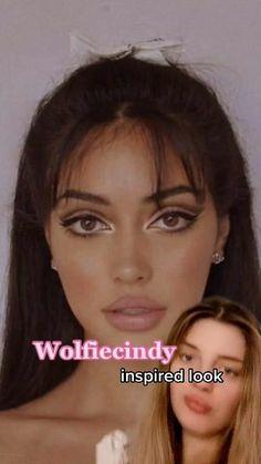 Cute Makeup Looks, Makeup Looks Tutorial, Creative Makeup Looks, Gorgeous Makeup, Edgy Makeup, Glamour Makeup, Skin Makeup, Beauty Makeup, Character Makeup