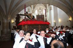 Semana Santa de Cáceres 2012, Cristo del Calvario