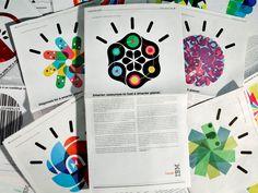 IBM Smarter Planet by Office, via Behance