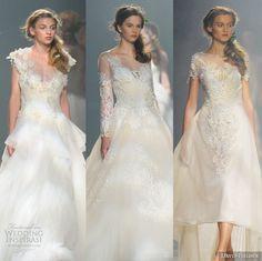 http://www.weddinginspirasi.com/2014/02/12/david-fielden-bridal-2014-wedding-dresses/ Editor's picks top #wedding dresses from David Fielden #Bridal 2014 Collection #weddingdresses #editorspicks #weddings #sposa #novia