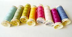Cotton & Flax Supplies - Gutermann Thread
