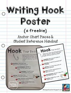 "See the Comments & Ratings section below? Please take 10 seconds to leave feedback! I'd really appreciate it and will keep the FREEBIES coming if I get more feedback!  I am so incredibly grateful for all of my encouraging followers! This writing workshop poster set can be used to create your own anchor chart and includes an individual size page for students to reference when they begin a new story (my 2nd graders keep theirs in a Writing Workshop binder).    You might also be interested in:  <a href=""http://www.teacherspayteachers.com/Product/Writing-Workshop-Resource-Bundle-719383"">Writing Workshop Resource Bundle</a>"