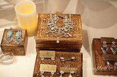 Anna Campbell Gossamer Collection Launch- Pretty Samantha Wills jewellery
