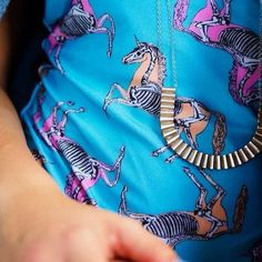 Couldn't imagine a better look for my PIPES necklace, than these adorable unicorns on this swimsuit by @beatches_di! They all will be waiting for you at TOP Designers Market, This Saturday at Abraham Hostel.  Photo by Hila Kook.  For more info - https://www.facebook.com/events/153205395122592/  #TOPDesignersMarket #abrahamhostel