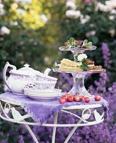 "Love ""n"" the lavender!"