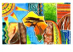 Africa In Colours