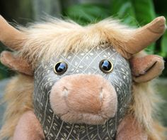 £31.00  Highland Coo Doorstop http://www.onemoregift.co.uk/