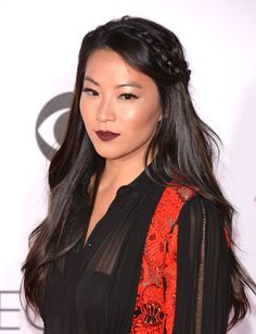 Pin for Later: See Every Angle of the Best Braids From the 2016 Award Season Arden Cho at the 2016 People's Choice Awards Mocha Brown Hair, Arden Cho, Cool Braids, Inspirational Celebrities, Height And Weight, Trends, Woman Face, Wedding Hairstyles, Bridal Hairstyle