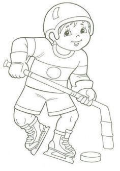 Best Picture For Winter Sports Crafts for Toddlers olympic games For Your Taste You are looking for Sports Coloring Pages, Colouring Pages, Coloring Pages For Kids, Coloring Sheets, Adult Coloring, Coloring Books, Sport Craft, Vacation Bible School, Winter Activities
