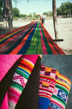 Pampa: Hand-Woven Art Rugs produced with hand-spun sheep and llama wool on hand-looms in native rural communities in South America.