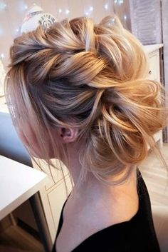 Charming Updos to Wear at Date Night picture 1