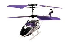 My Funky Planet My Web RC - Iron Eagle Helicopter, Purple by My Funky Planet. $49.99. From the Manufacturer                Have tons of fun with our My Web RC - Iron Eagle Helicopter. Includes online My Web RC game card for user access. Multifrequency: 3 channels. Durable structure with Metal fuselage. Built-in GYRO offers helicopter a ultimate stable flight. USB charging cable allows charging everywhere with any USB hugs or computers. Safeguard battery model prolongs the bat...