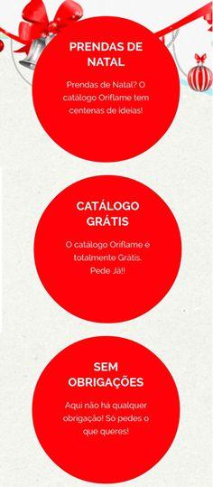 """""""Peça o catálogo grátis e faça as suas compras de Natal na conforto do seu lar. Clique aqui: http://www.123contactform.com/form-1400606/Oferta-Produto-Imediatamundo-Chique"""