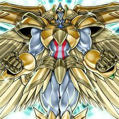 Yu Gi Oh. Elemental HERO Divine Neos.