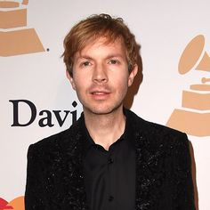 Pin for Later: Beck Has a Surprising Reaction to Kanye West's Grammys Dis