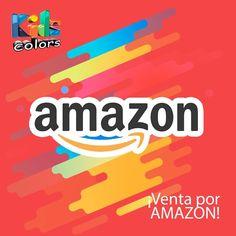 Kids Colors - Estimulación Temprana Encuéntranos en #Amazon.  www.kidscolors.com  (449) 916.2626