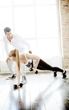 Fitness, Workout, Training, Ernährung - Size Zero