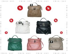 WHAT CECILE WILL YOU LOVE?! TAKE YOUR ONE ON  www.lecoccinellestore.it ! ON SALE!