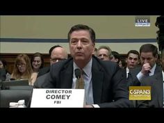 FULL VIDEO P2   FBI Director James Comey Defends On Hillary Clinton Emai...