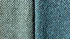 broken diamond twill, iconic weave of the Roman, early Medieval and Viking periods.