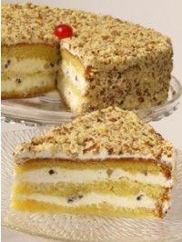 Chicago's Little Italy | jovinacooksitalian-Cannoli cake