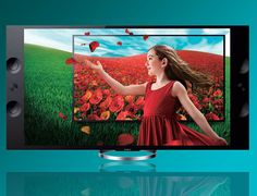 Sony's 4K TVs get nearly 300 hours of 4K content thanks to Sony's partnership with NanoTech Entertainment.
