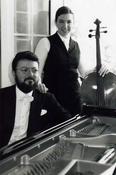 Beatriz González y Alberto González Calderón Concierto JJMM Almuñécar