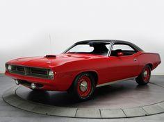 1970 Plymouth Hemi Cuda 426