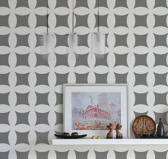large scale polka dots | ... Polka Dot Allover Stencil . It comes in small and large scale! LOVE