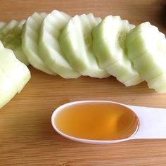 Cucumber Cooling Mask