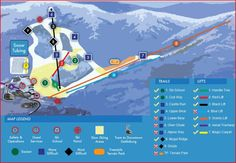 View the Ober Gatlinburg Ski Resort Trail Map Gatlinburg Trails, Gatlinburg Attractions, Ober Gatlinburg, Gatlinburg Tennessee, Gatlinburg Vacation, Mountain Vacations, Christmas Travel, Trail Maps, Lake George