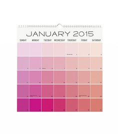 21 Chic Calendars and Planners for an Organized 2015 via @domainehome