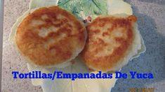 Empanadas/Tortillas De Yuca