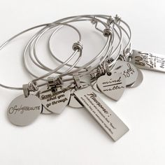 Unique Bracelets, Beaded Bracelets, Photo Charm Bracelet, Photo Charms, Compact Mirror, Handmade Accessories, Custom Photo, Charmed, Personalized Items