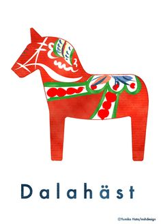 Dala horse tattoo - Bing Images