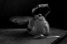 ***ЧЕРНО - БЕЛЫЙ НАТЮРМОРТ© VLDR #Still #Life #Photography