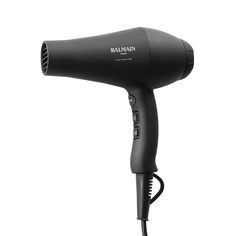 Balmain Hair Professional Infrared Blowdryer Black.