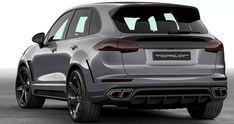 Porsche Cayenne Vantage GT-S