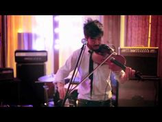 If you have not seen this - you owe it to yourself to watch.  most amazing one-man show!!!!!  KISHI BASHI - MANCHESTER (LIVE)