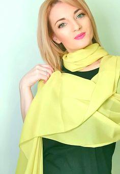#esarfa #esarfahandmade #esarfafina #esarfavoal #esarfaartwear #artwear #accesoriihandmade #accesorifemei #accesoriifashion  Cand viata iti da lamai, fa limonada! Pentru a potoli setea elegantei, racoreste-te cu esarfa LIME! Delicate, Handmade, How To Wear, Fashion, Moda, Hand Made, Fashion Styles, Fashion Illustrations, Handarbeit