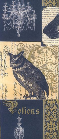 Made in Italy by Rossi, gilded Halloween craft paper
