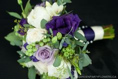 White Purple and Celadon Green Bouquet of Flowers - Yahoo Image Search Results
